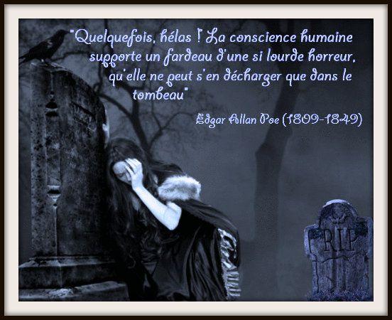 Gifs citations gothique - mcp