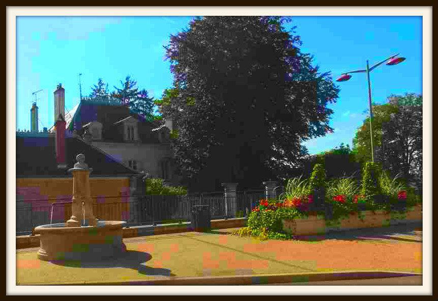Fontaine - Rans - Jura - photo mcp