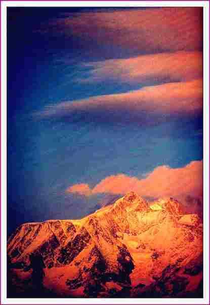 Mont Blanc - mcp