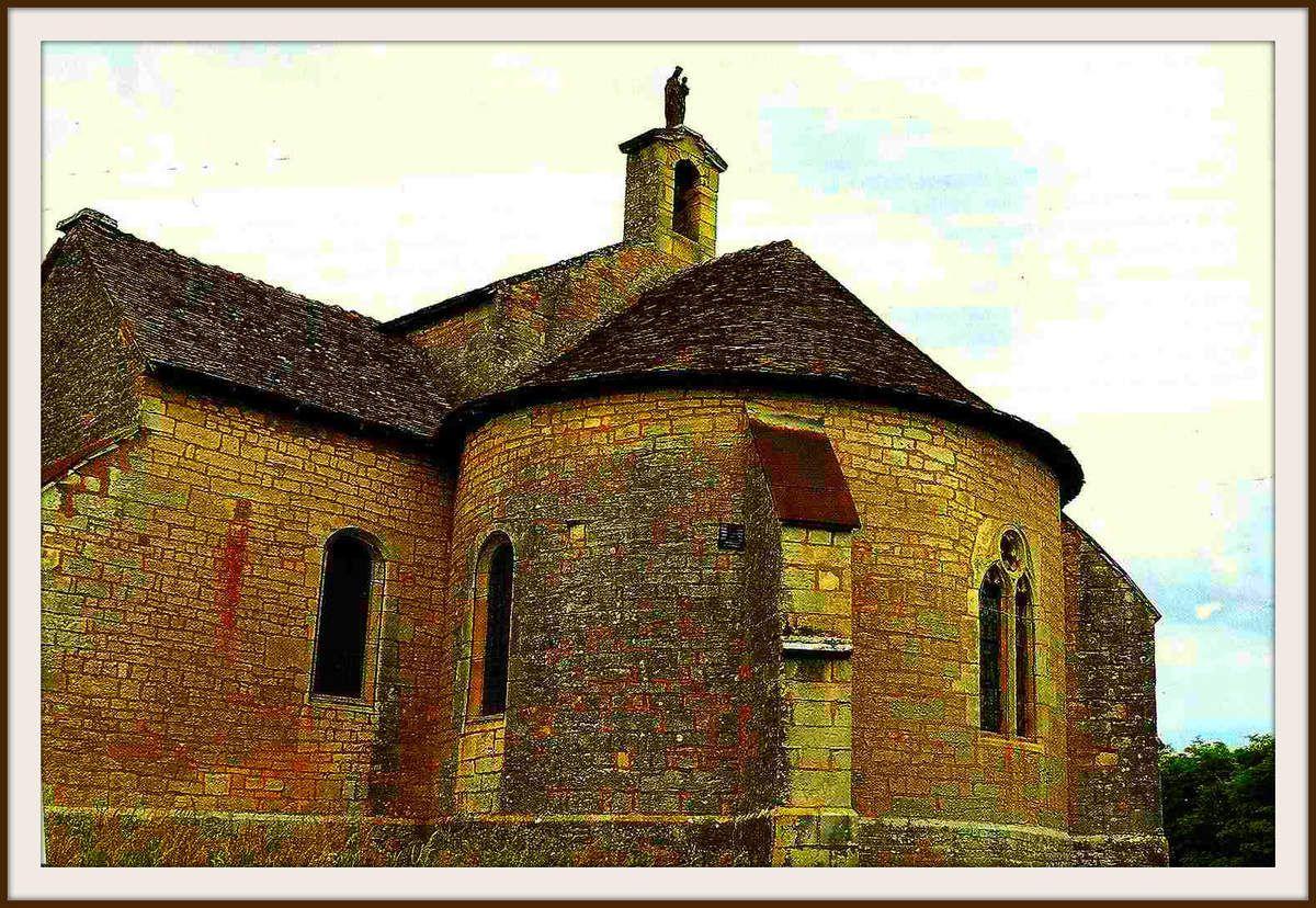 Chapelle Notre-Dame de Leffond - Charcenne - Haute-Saône