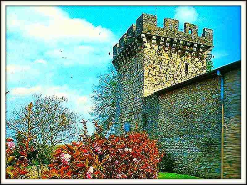 Tour du parvis - Chateau fort - Gray - Haute-Saône