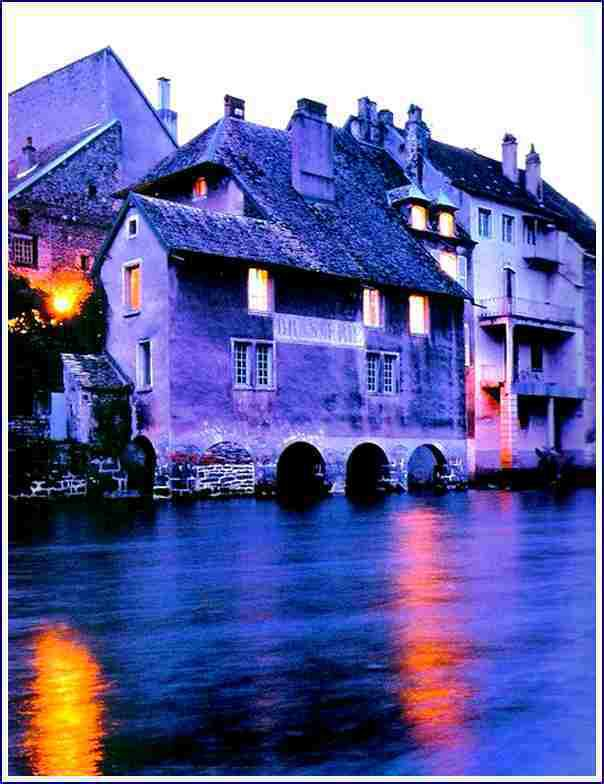 La Loue - Ornans - Doubs