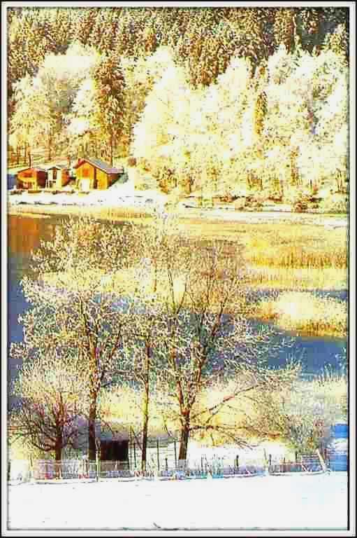 Lac Saint-Point - Port Titi - Doubs