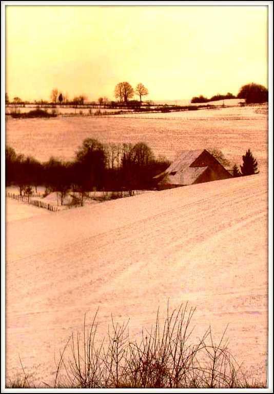 campagne comtoise - Jura