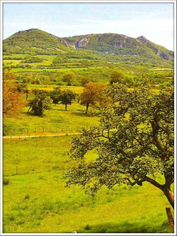 Mont Poupet - Jura
