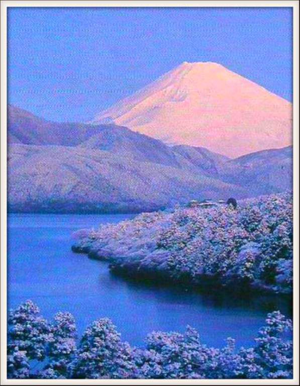 Paysage - Mont Fuji - Japon