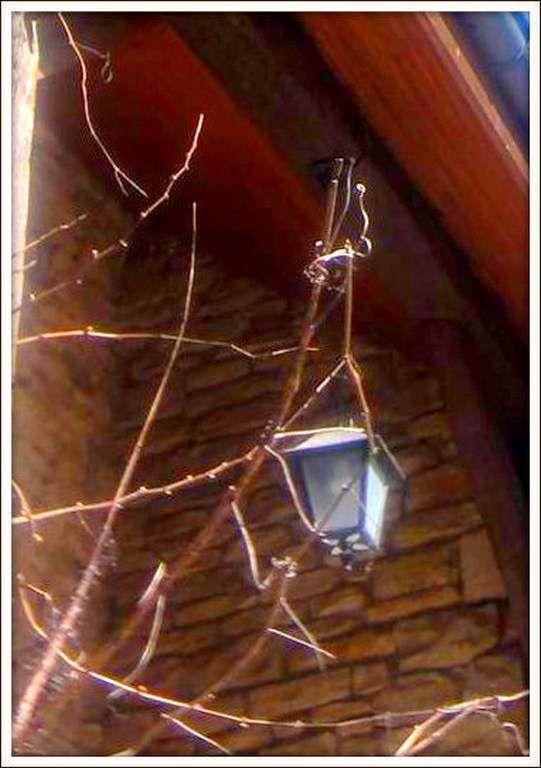Lanterne - Osselle - Doubs