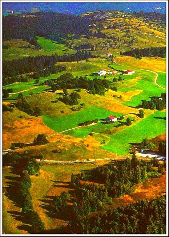 La Pesse - Haut-Jura