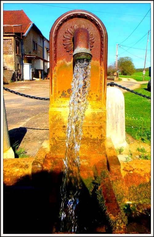 Fontaine Rouffange - Jura