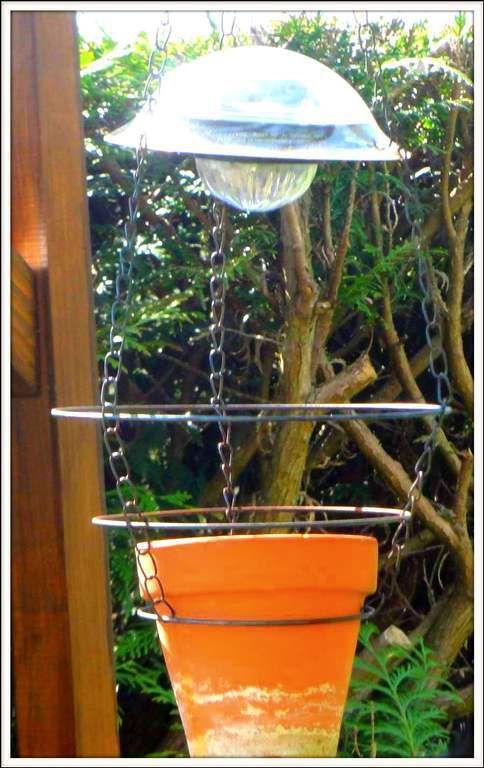 lanterne du jardin - Evans - Jura