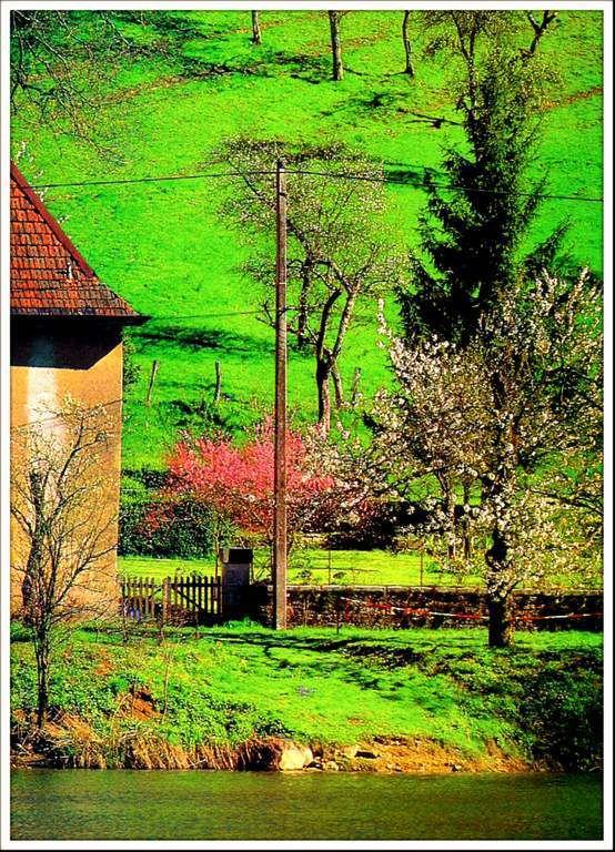 Ougney-Douvot - Doubs