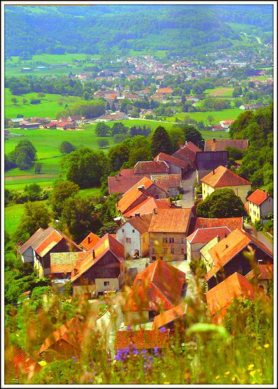 Belvoir - Le Val de Sancey - Doubs