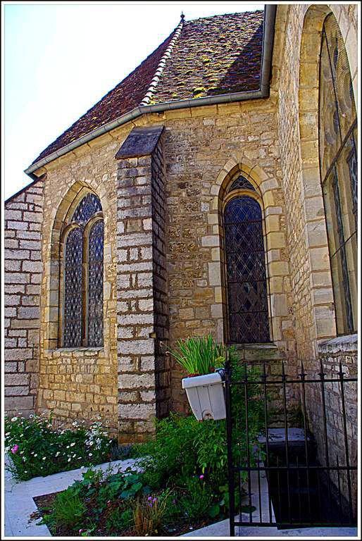 Eglise - Marnay- Haute-Saône