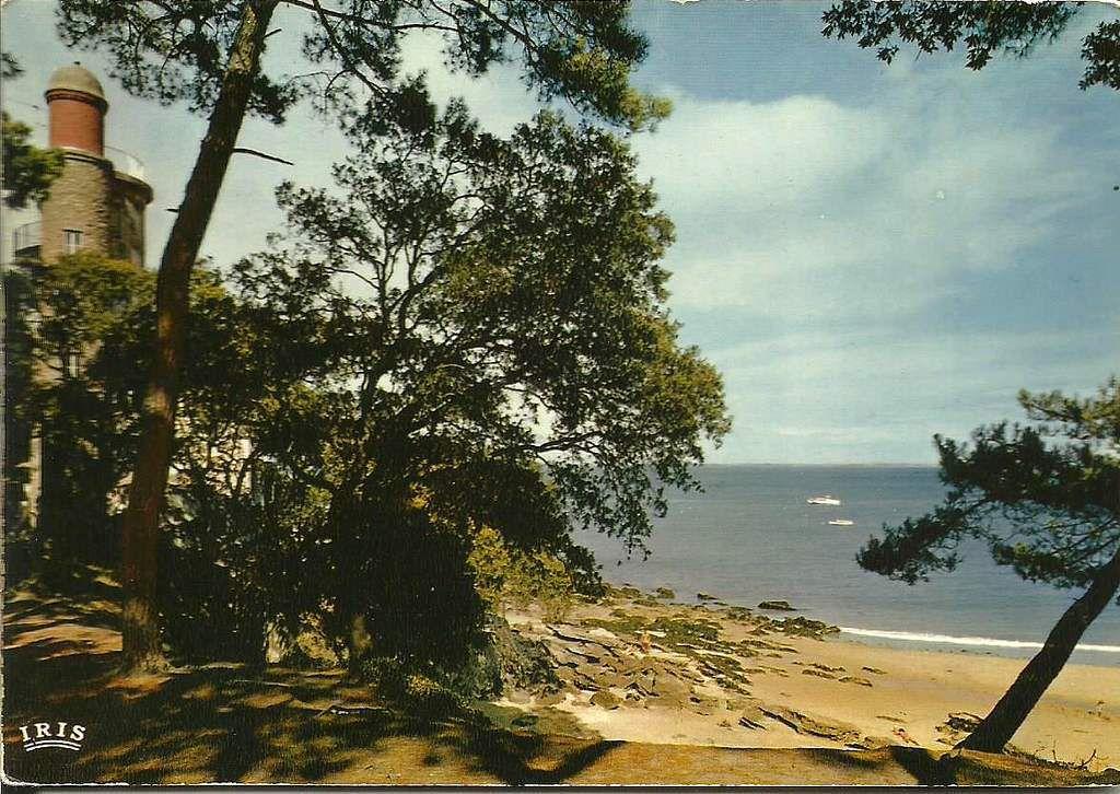 Ile de Noirmoutier - Ile rouge - carte postale année 1970