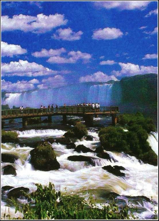Brésil - chutes d'Iguaçu
