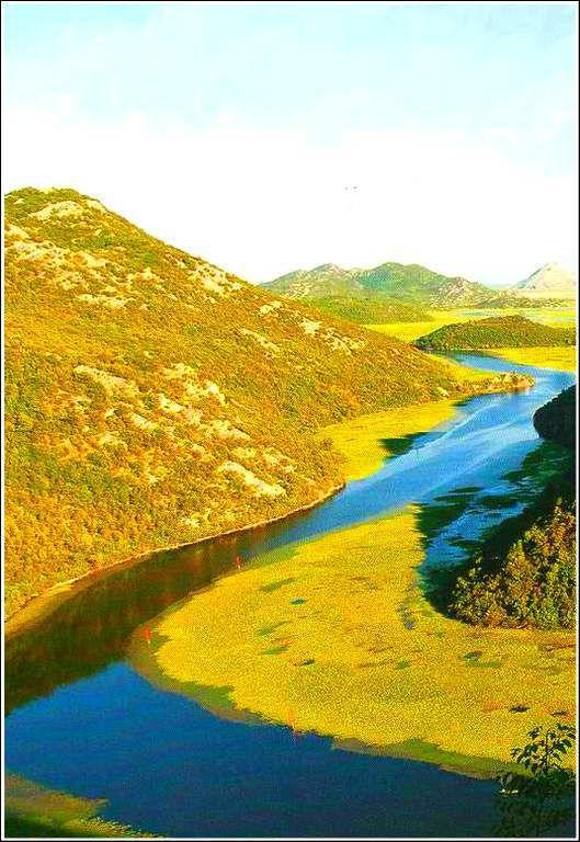 Montenegro - Rijeka Crnojevica 1