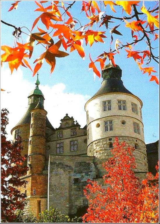 Château des ducs de Wurtemberg - Montbéliard - Doubs