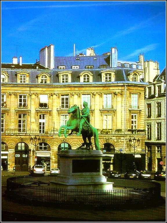 Paris 2° - Hotel de Mailly