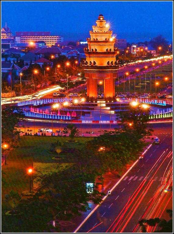 Cambodge - Phnom Penh