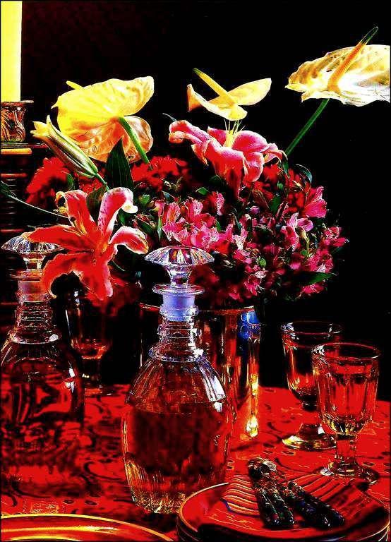 Fleurs - bouquet