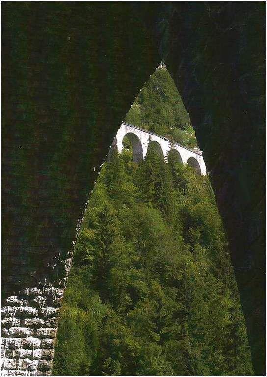 Morez - Andelot - Jura - la ligne des hirondelles -