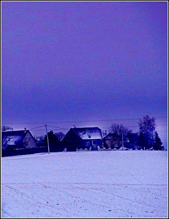 Paysages de neige - Evans - Jura