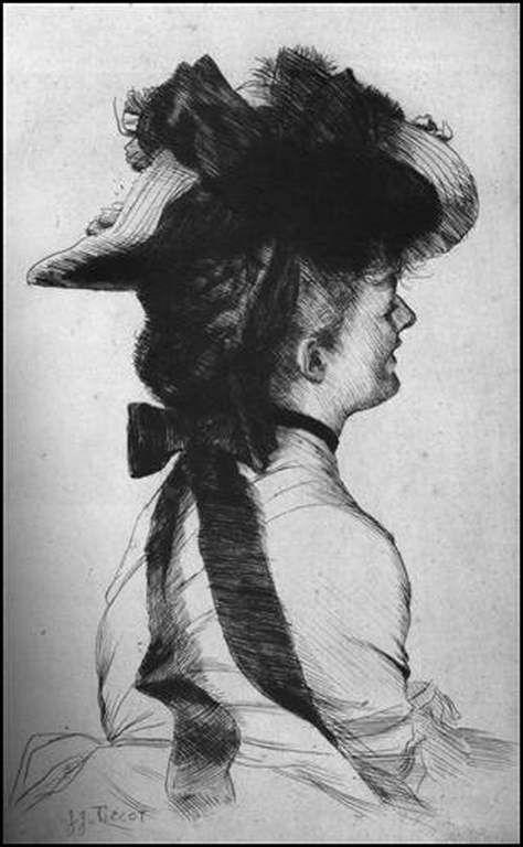 chapeau à rubans