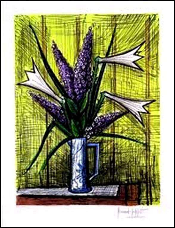 Les fleurs par les grands peintres (5)