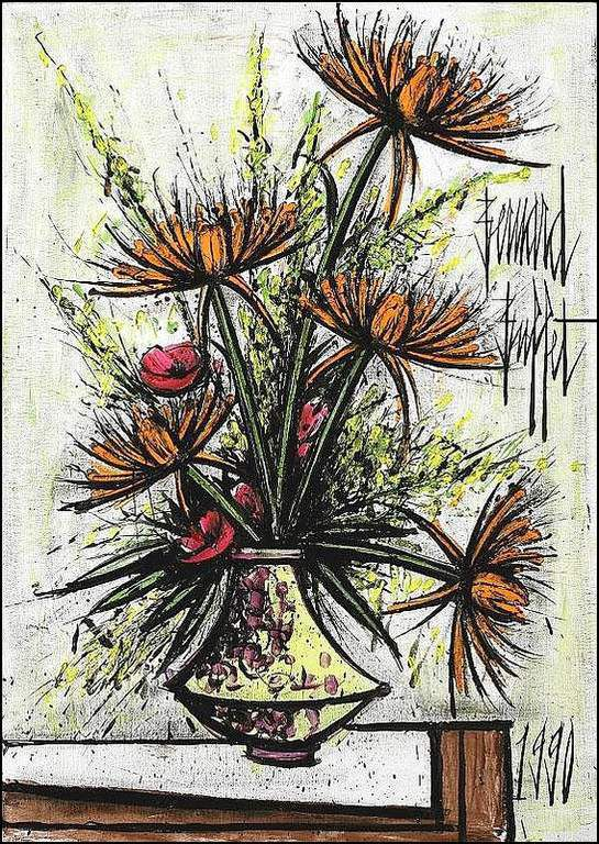 Les fleurs par les grands peintres (6)