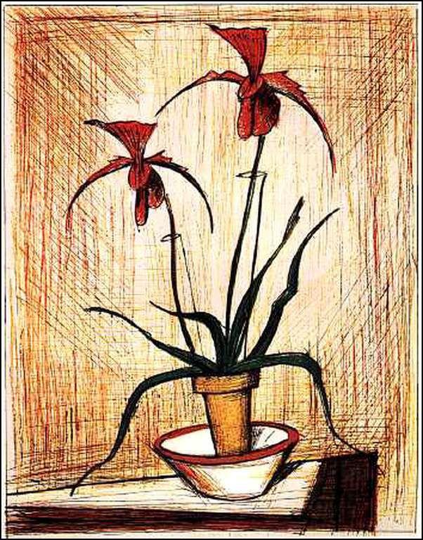 Les fleurs par les grands peintres (8)
