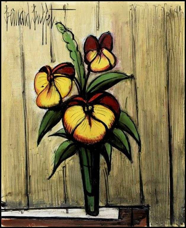 Les fleurs par les grands peintres (10)