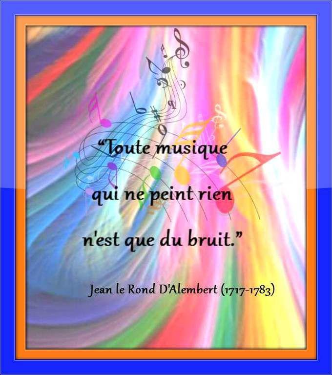 Citation &quot&#x3B;musique&quot&#x3B;