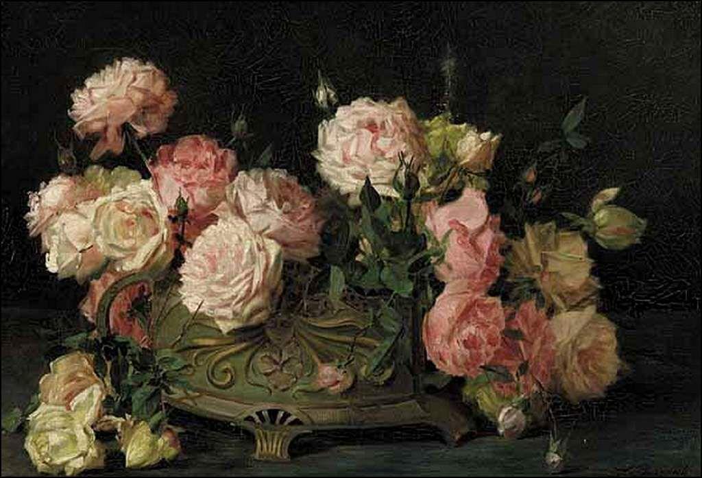 Les fleurs par les grands peintres (15)