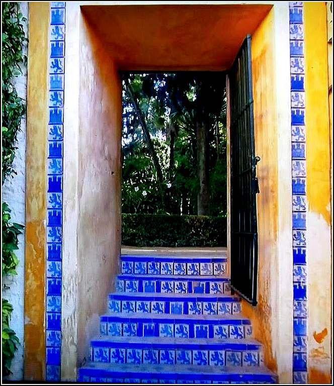 Séville - Espagne - l'Alcazar