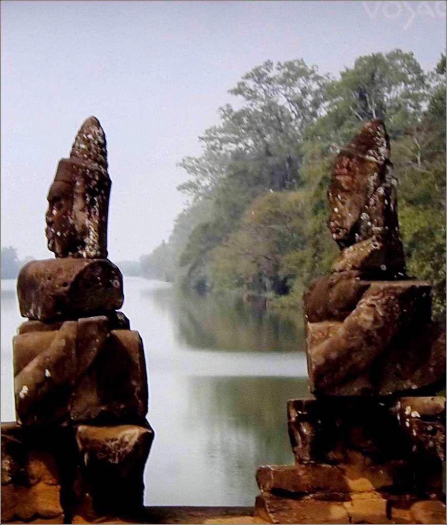 Angkor - Cambodge