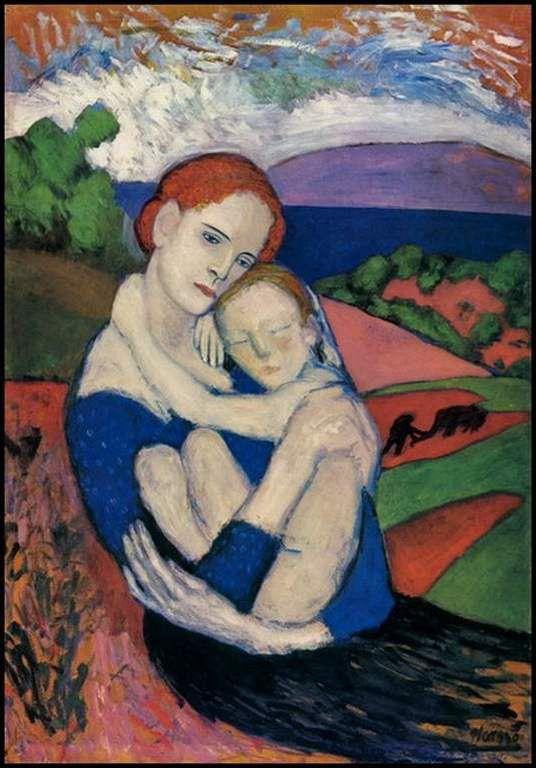 Maternité - 1901
