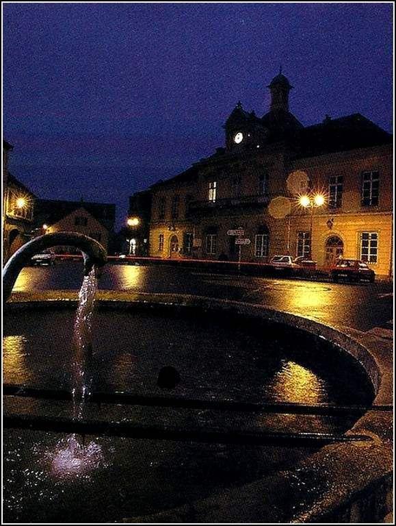 fontaine Giromagny - Territoire de Belfort
