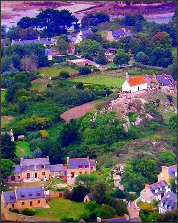 Bretagne - île de Bréhat