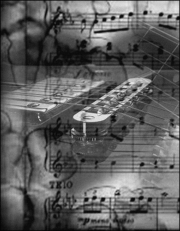 Noir et blanc - musique