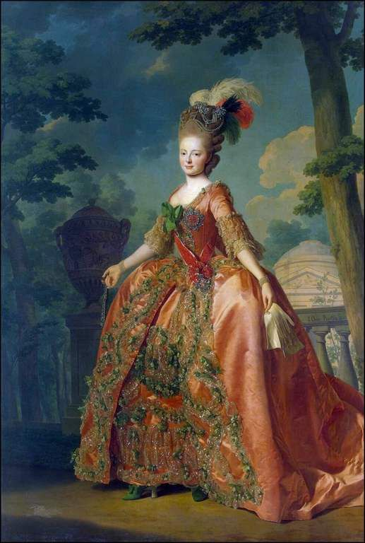 Maria Feodorovna de Wuttemberg, Impératrice de Russie