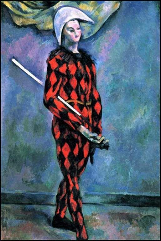 Arlequin 1890