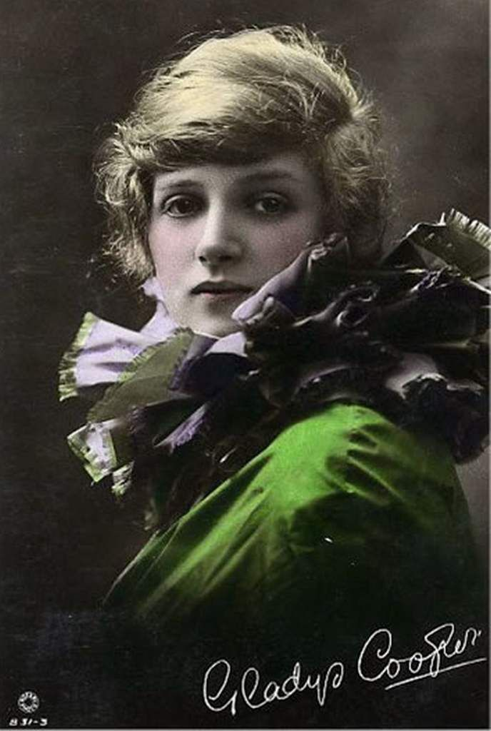 Gladys Cooper (1888-1971) - actrice