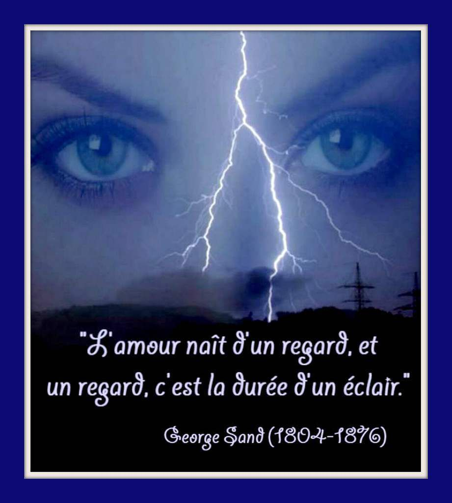 Citation &quot&#x3B;amour&quot&#x3B; de George Sand