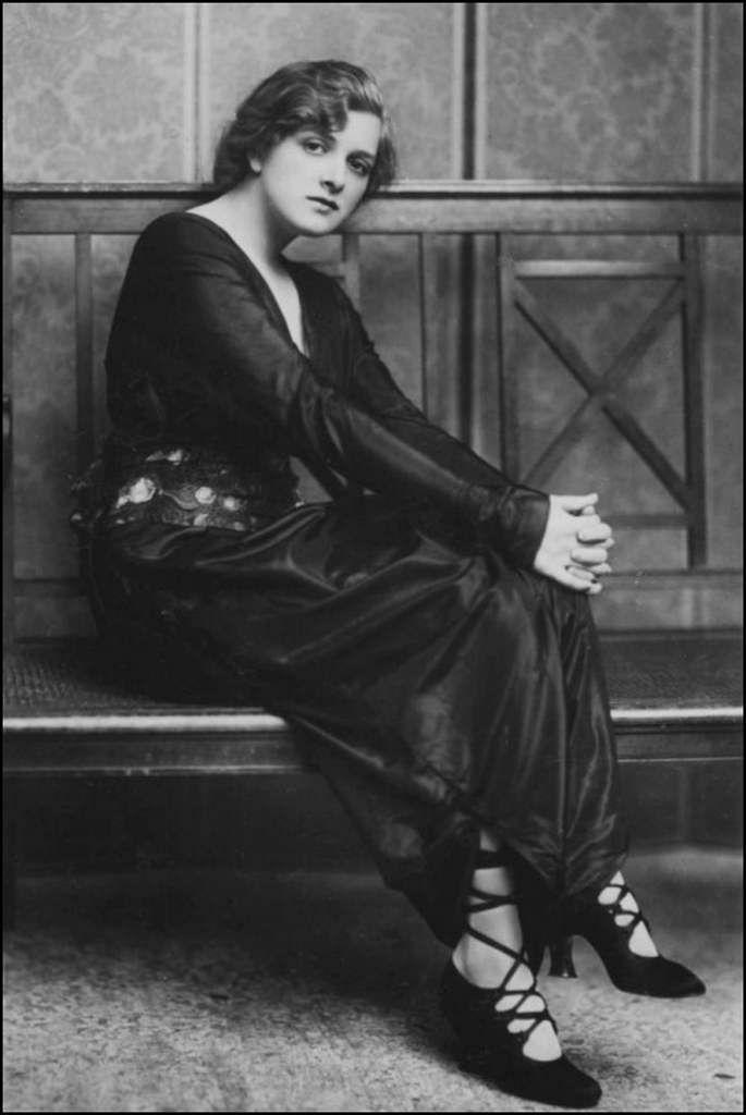 retro - Gladys Cooper (1888-1971) - actrice