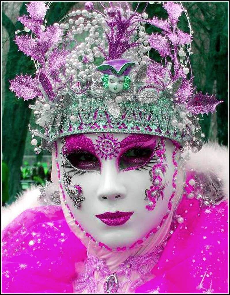 Les masques - Venise