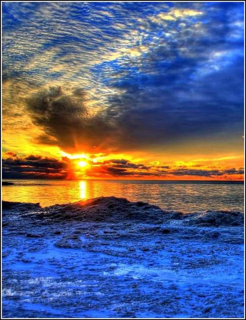 Lac Michigan - Etats-Unis