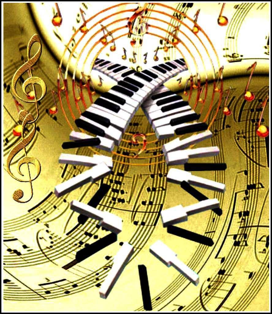 La musique en images