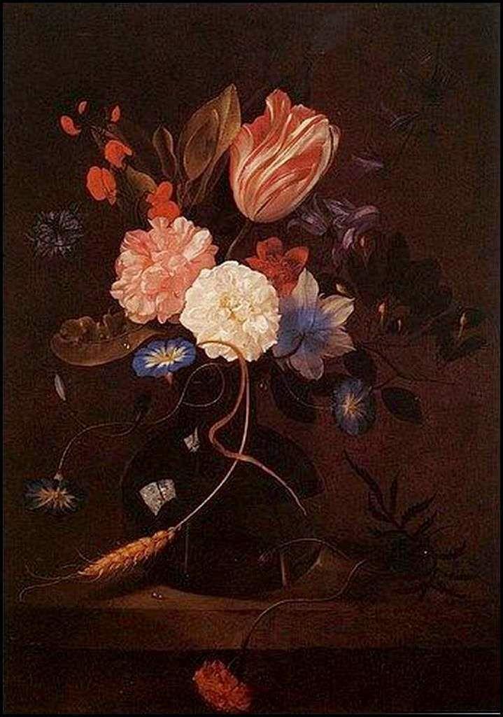 Les fleurs par les grands peintres (21)