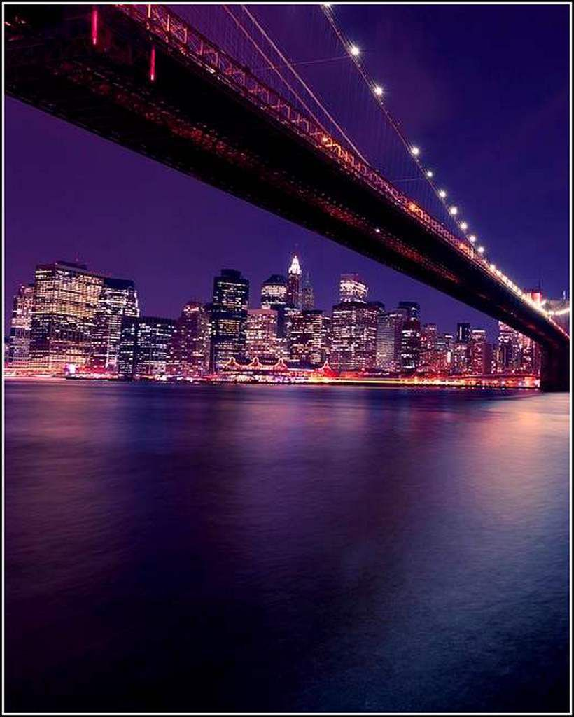 New-York - USA - Pont de Brooklyn