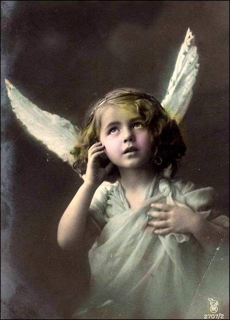 vintage - ange